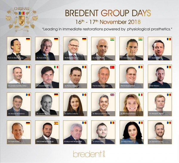 Bredent Group Days 16-17 Ноября