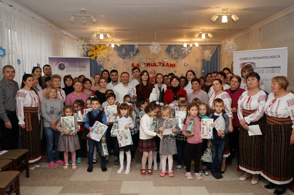 Dumitru Sîrbu: «Special emotions experienced in kindergarten «Ghiocel» after 40 years»